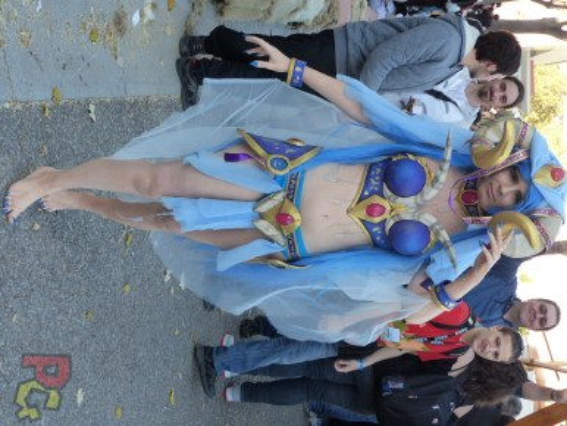 Hero Festival 2017 - cosplay