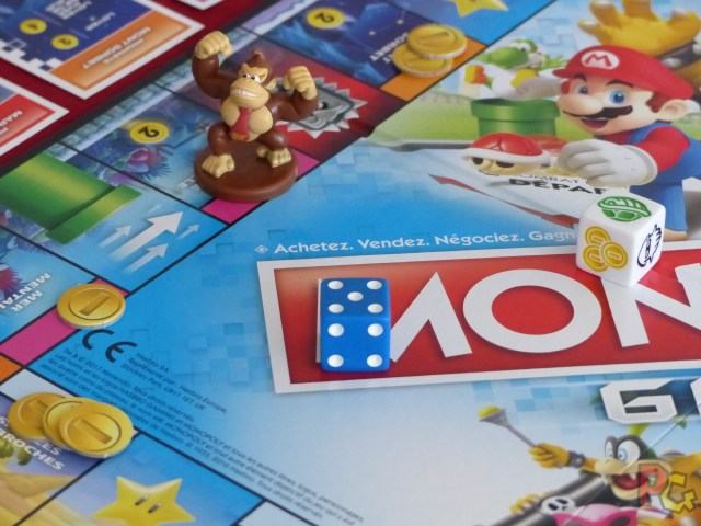 Monopoly Gamer - partie