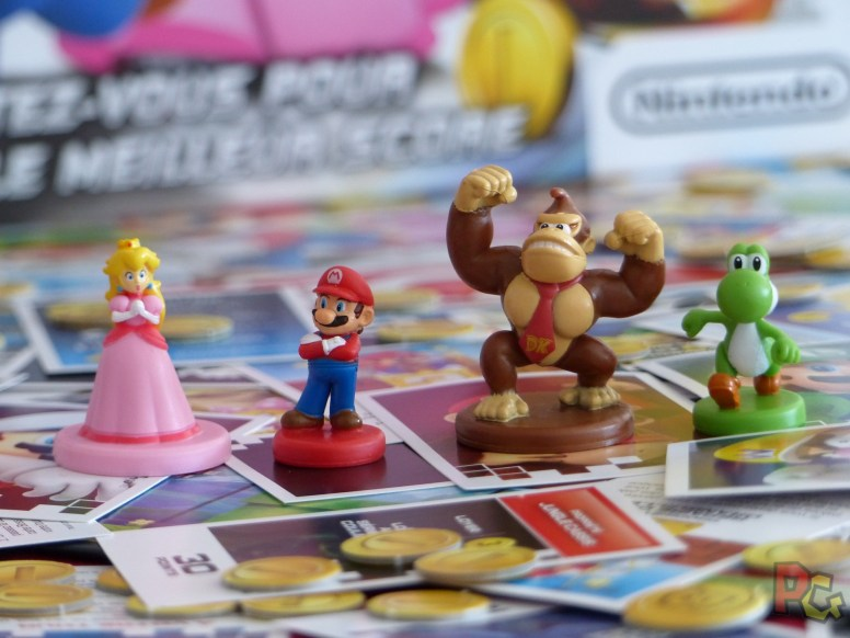 Monopoly Gamer - les 4 figurines de base