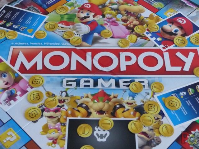Monopoly Gamer - Bannière