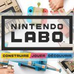 Nintendo Labo - bannière
