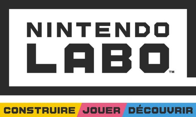 Nintendo Labo bannière