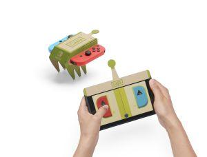Nintendo Labo - voiture