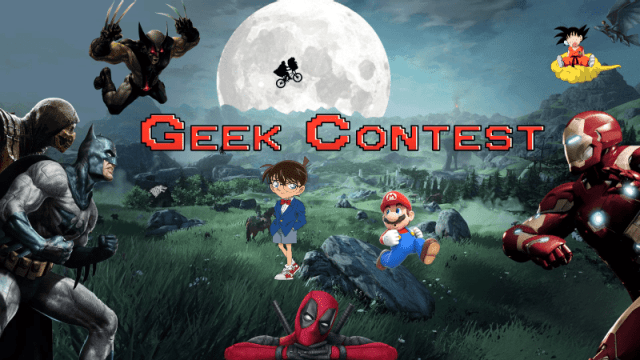 Geek-Contest-Detective