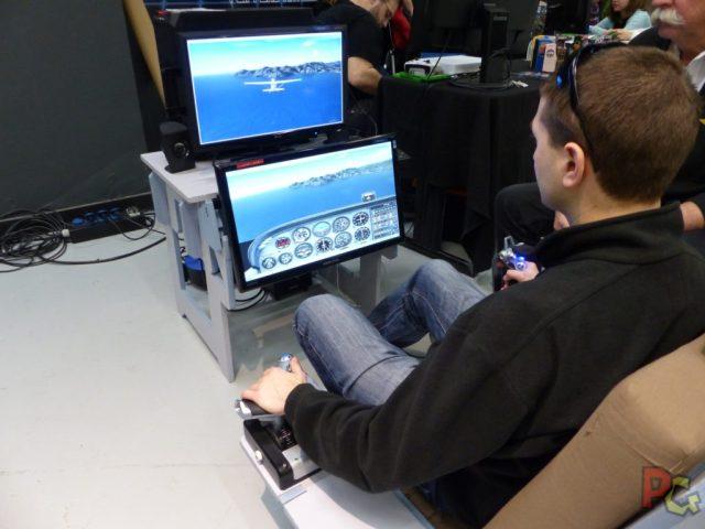 PAF2018 - simulation de vol