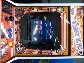 PAF2018 - arcade Donkey Kong