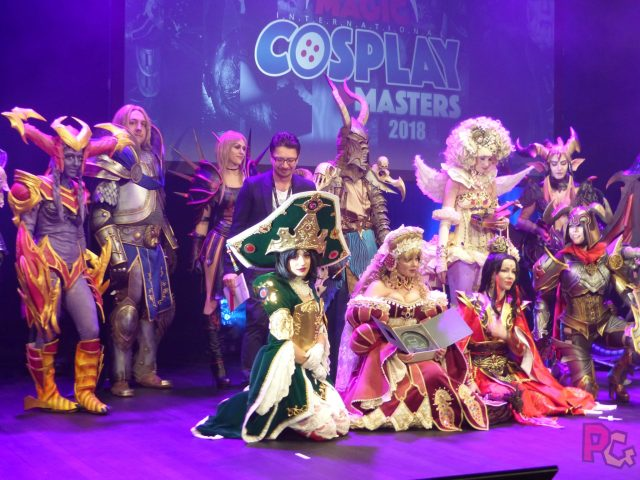 MAGIC2018 - cosplay groupe