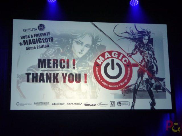 MAGIC2018 - Merci