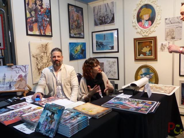 Mangazur 2018 - Illustrateurs