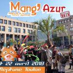 Mangazur 2018 - bannière