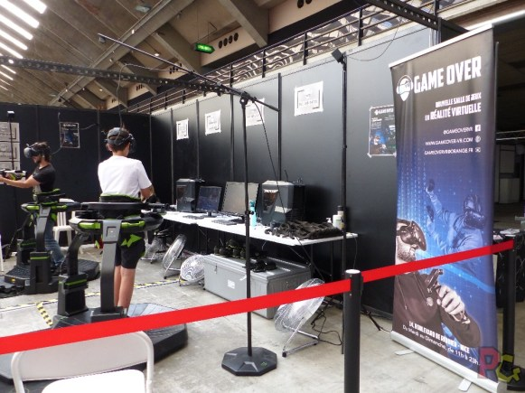 Nice Geek Expo 2018 - Game Over VR