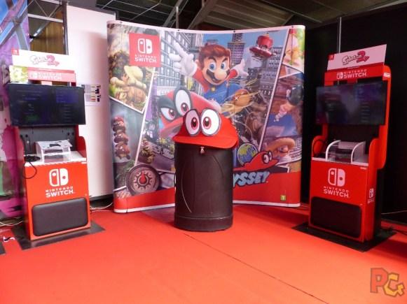 Nice Geek Expo 2018 - Nintendo Sunshine