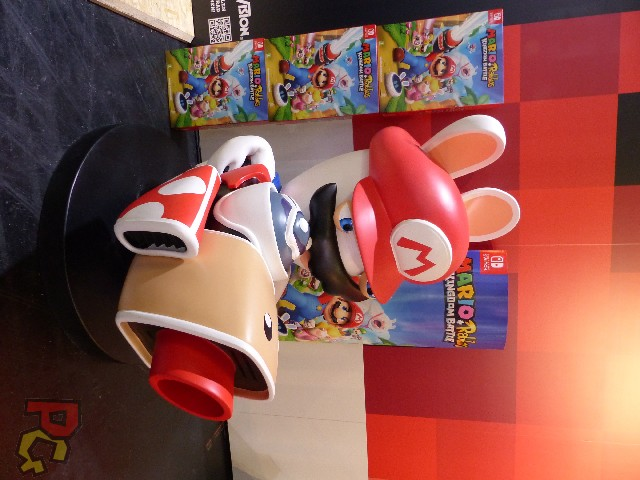 Gamescom 2017 - Décor Nintendo