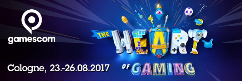 Gamescom 2017 bannière