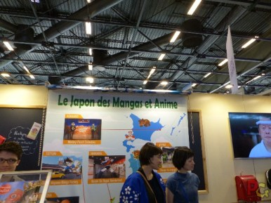 Japan Expo 2018 - voyages mangas