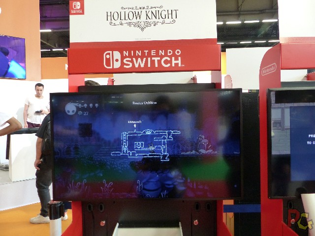 Nintendo Japan Expo 2018 - Hollow Knight