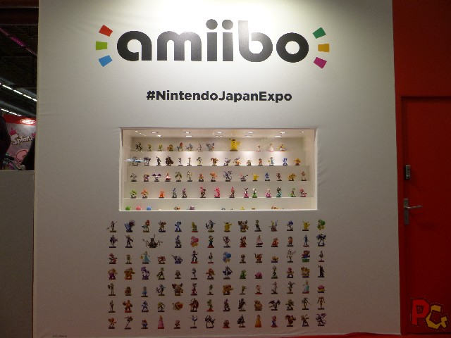 Nintendo Japan Expo 2018 - amiibos