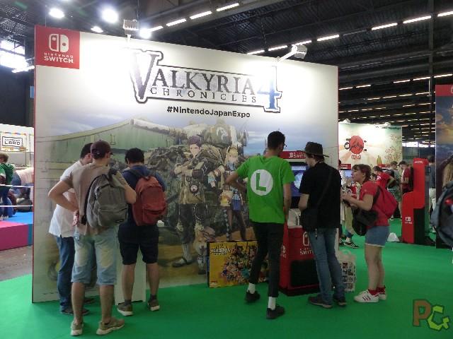 Nintendo Japan Expo 2018 - jeux aventure
