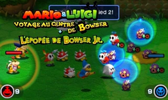 Mario & Luigi - Voyage au centre de Bowser