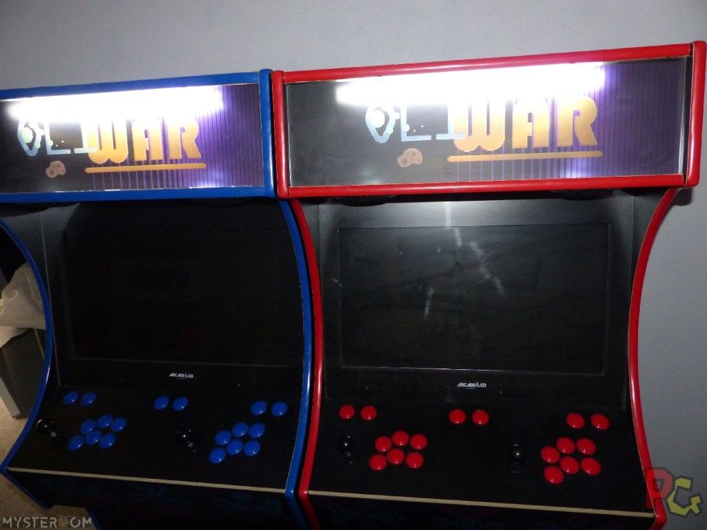 Escape Game Geek OLI - bornes arcade