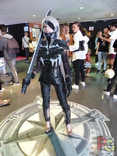 Japan Aurea 11ème édition - cosplay JV