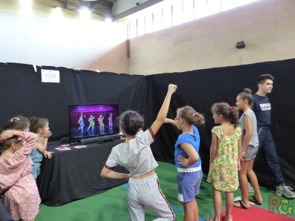 Japan Aurea 11ème édition - stand Just Dance