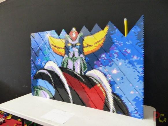 Japan Aurea 11ème édition - tableau Lego en finalisation