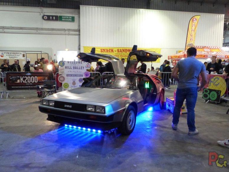 Hero Festival Saison 5 - DeLorean