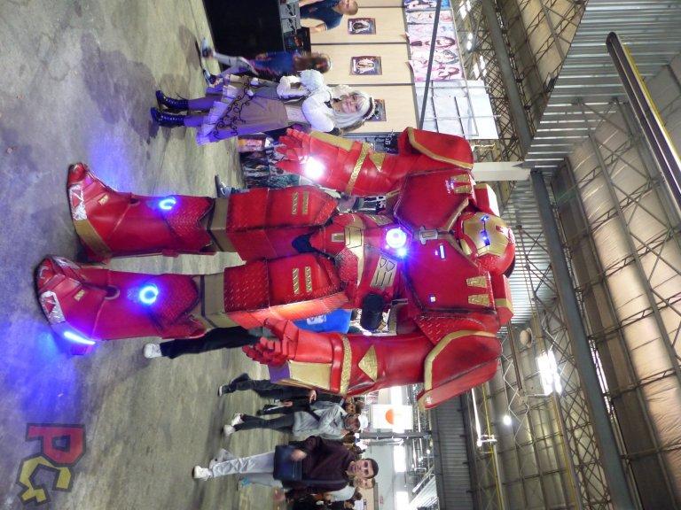 Hero Festival Saison 5 - cosplay iron man