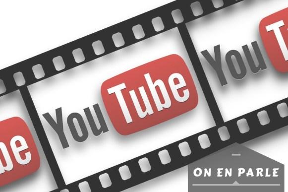 YouTube sur Switch - Bannière pellicule