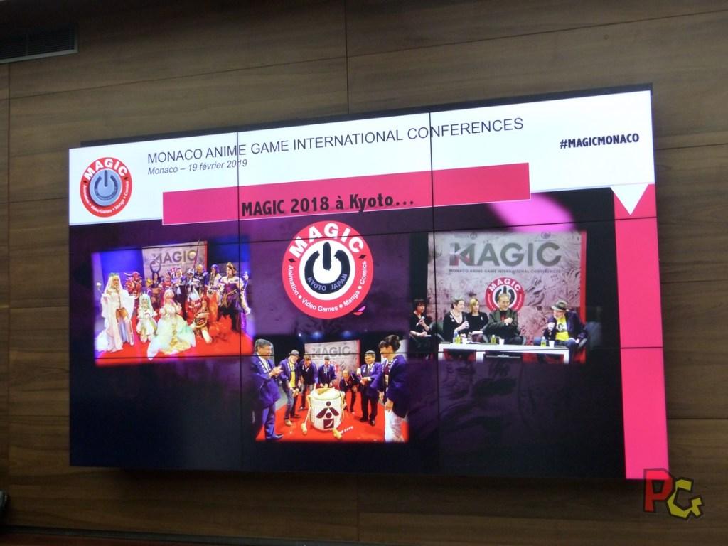 Conférence de presse 5ème MAGIC - MAGIC Kyoto