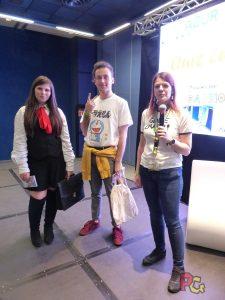 Premier stand en convention PAF2019 - vainqueurs quiz 1