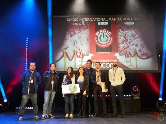 MAGIC2019 5ème anniversaire - concours manga
