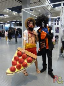 Play Azur Festival 2019 - Cosplay Luffy zombie