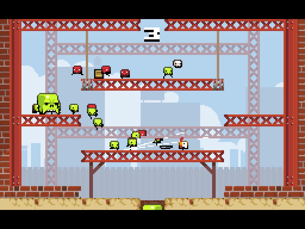 Super Crate box - screenshot_02-chicken-katana-standoff