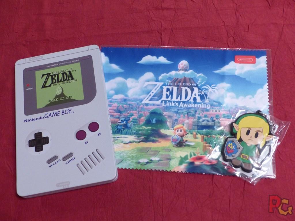 Collector Zelda Link's Awakening - bonus de précommande