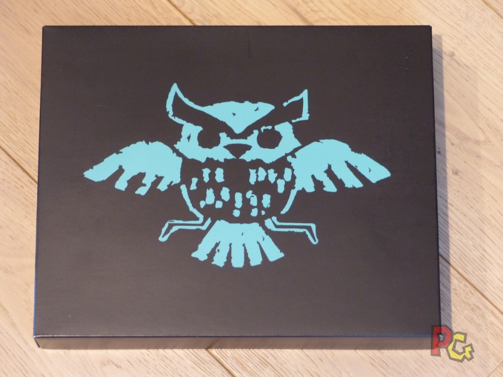 Collector Zelda Link's Awakening - hibou