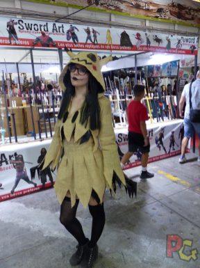 Mangame Show 2019 - cosplay mimiqui