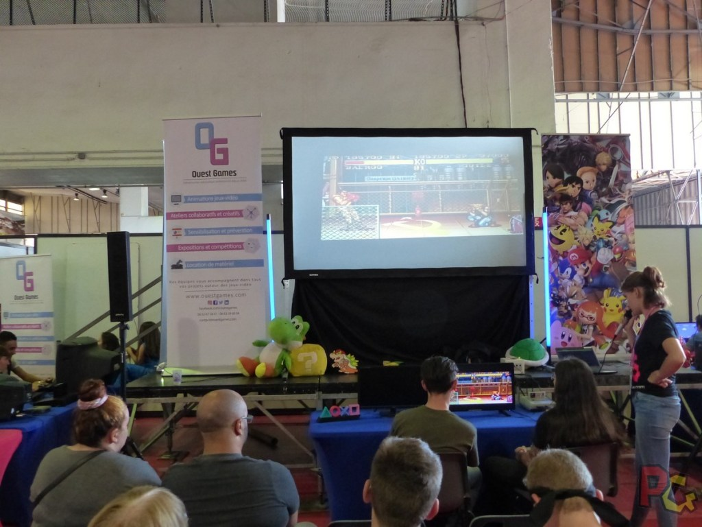 Mangame Show 2019 - ouest games