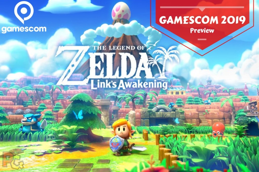 Preview gamescom Zelda Links Awakening