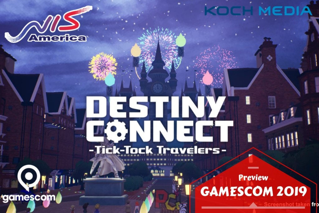 Preview gamescom Destiny Connect Tick Tock Travelers