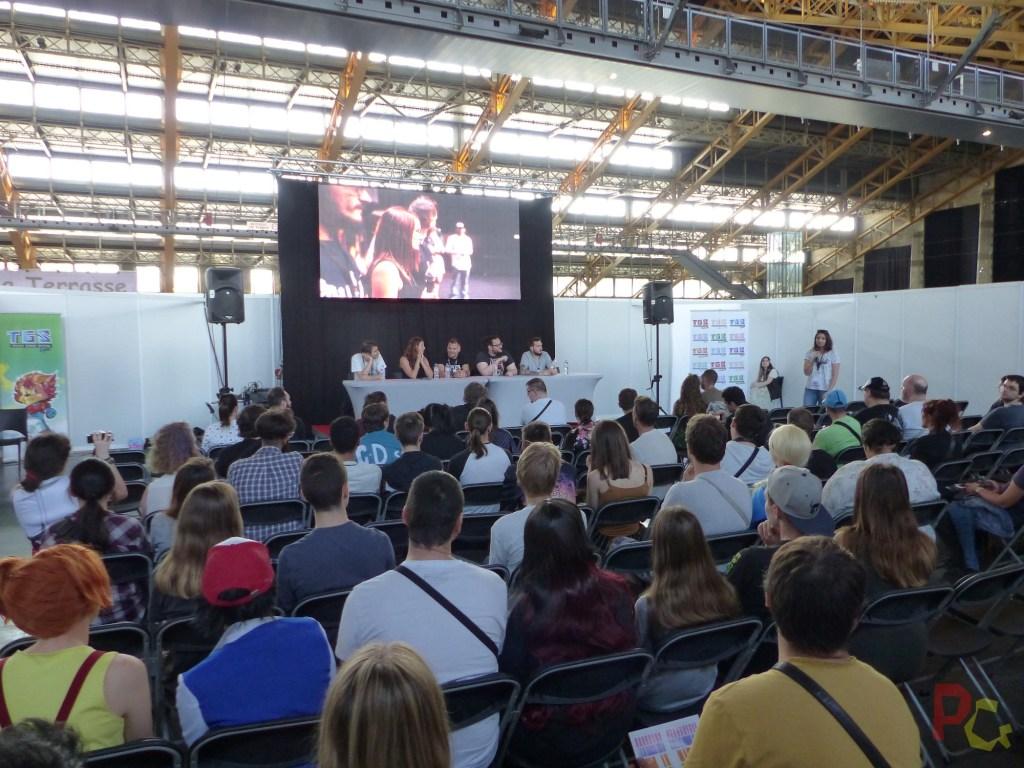 TGS Lyon 2019 - conference noob