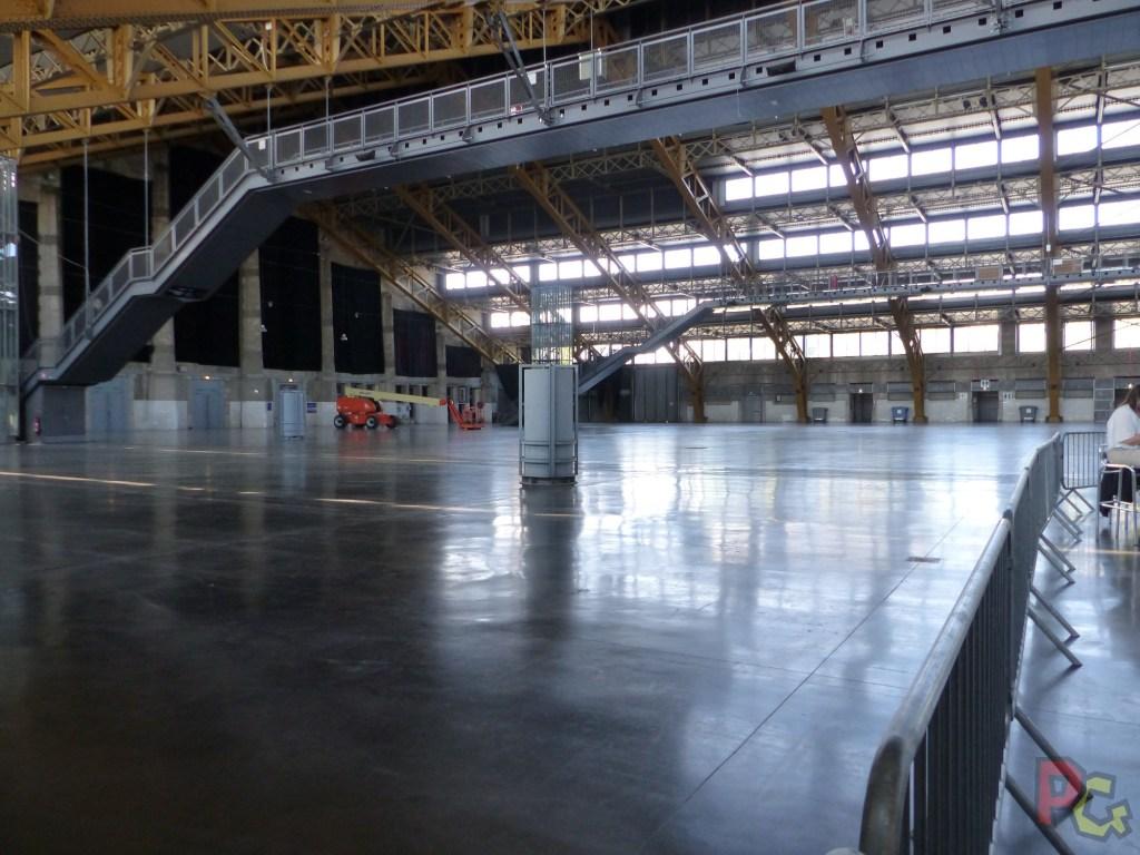 TGS Lyon 2019 - espace vide