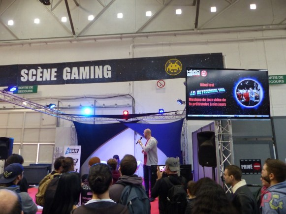 Hero Festival 2019 - scène gaming