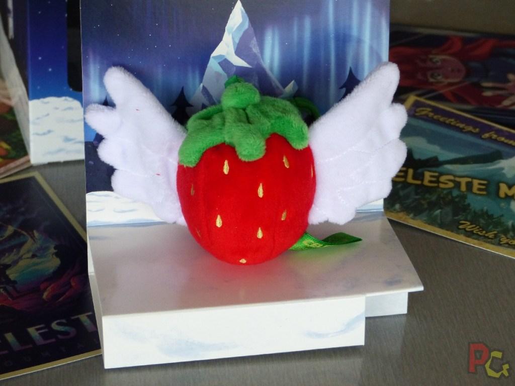 Unboxing collector Celeste - peluche fraise