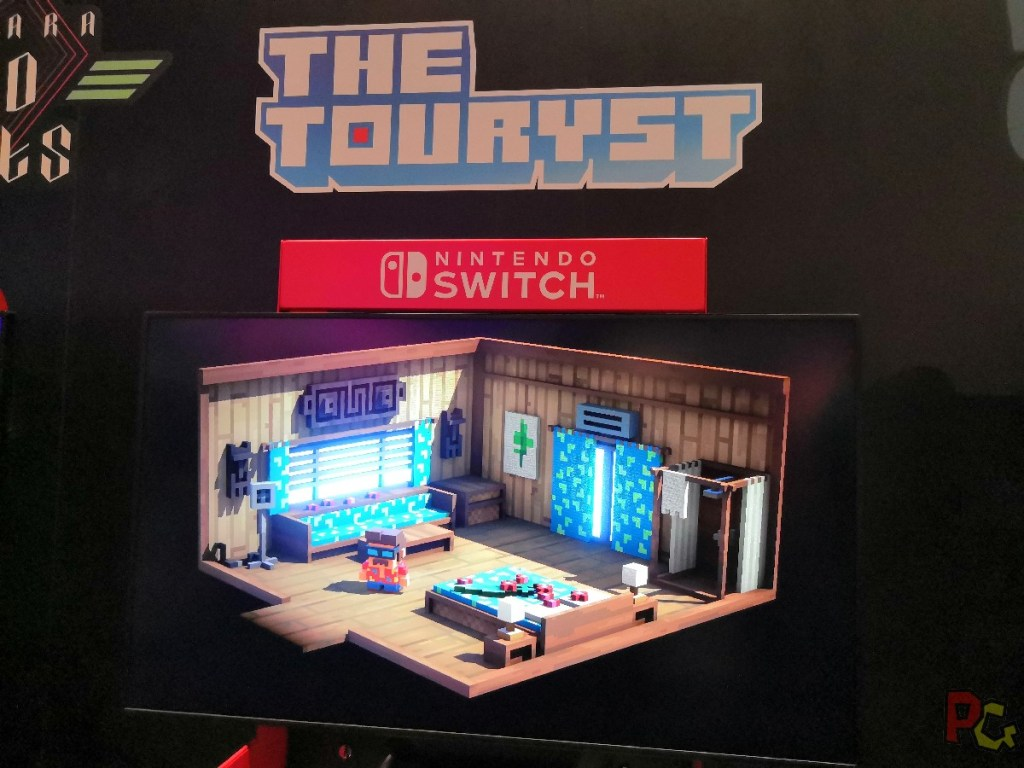 Nintendo GC2019 - The Touryst