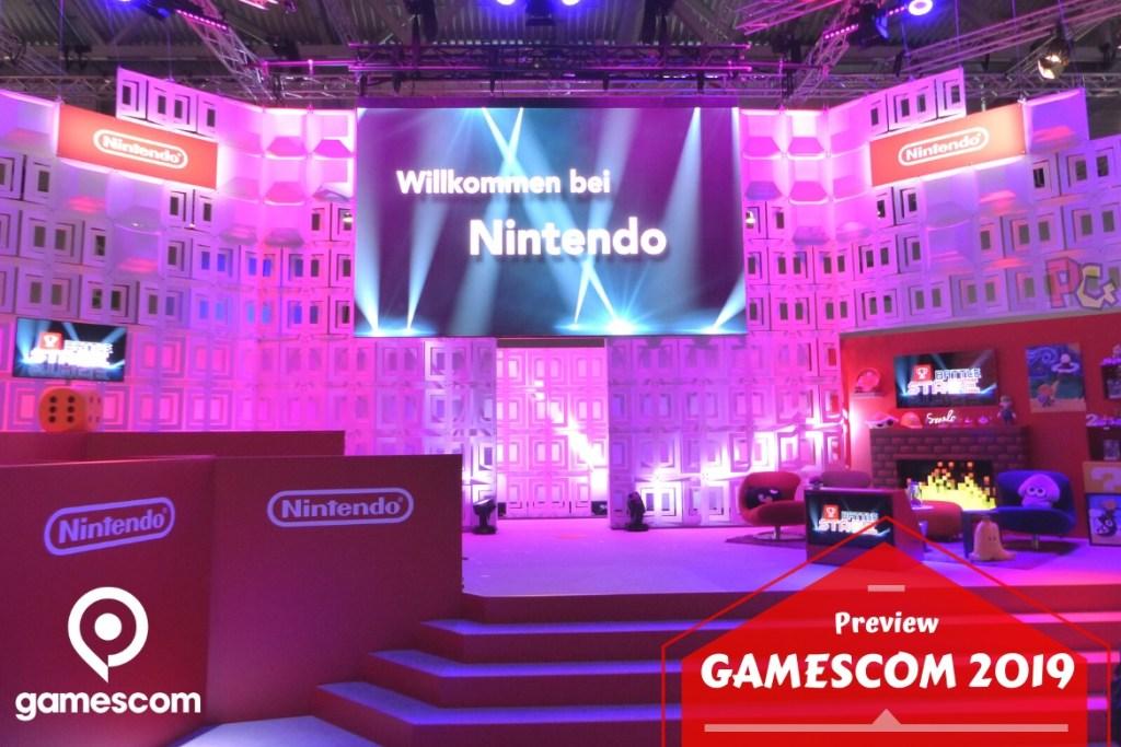 Nintendo GC2019 - bannière