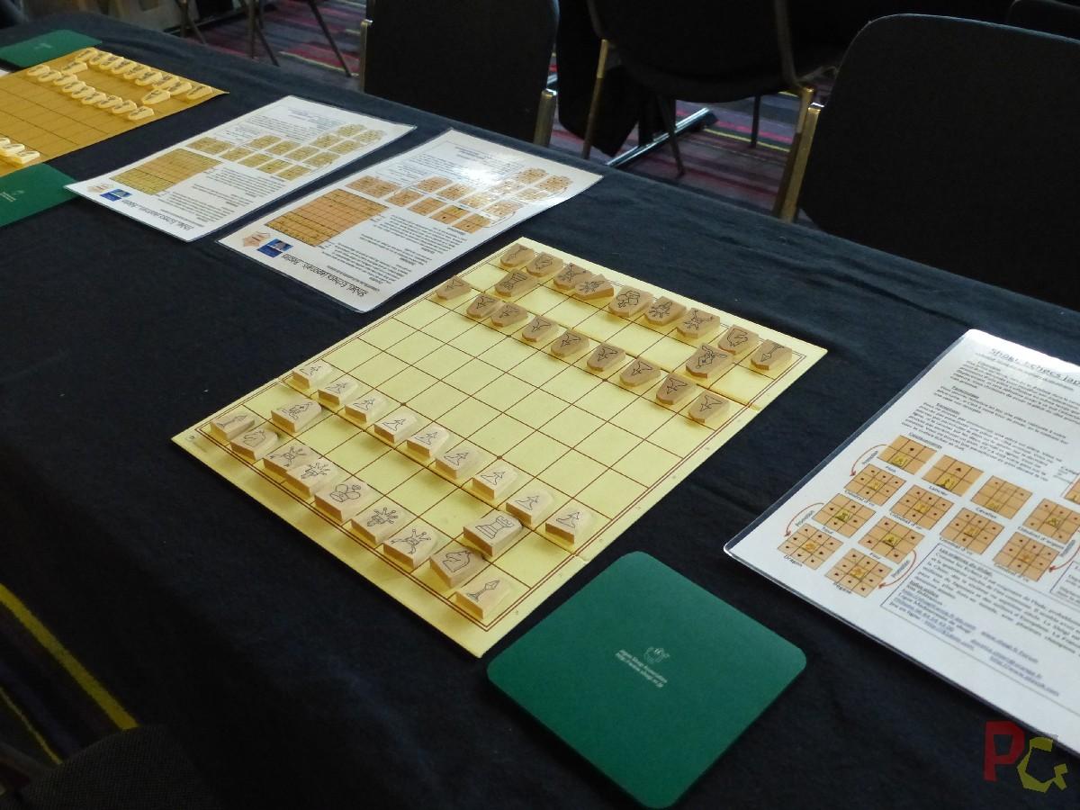 PAF2020 - shogi