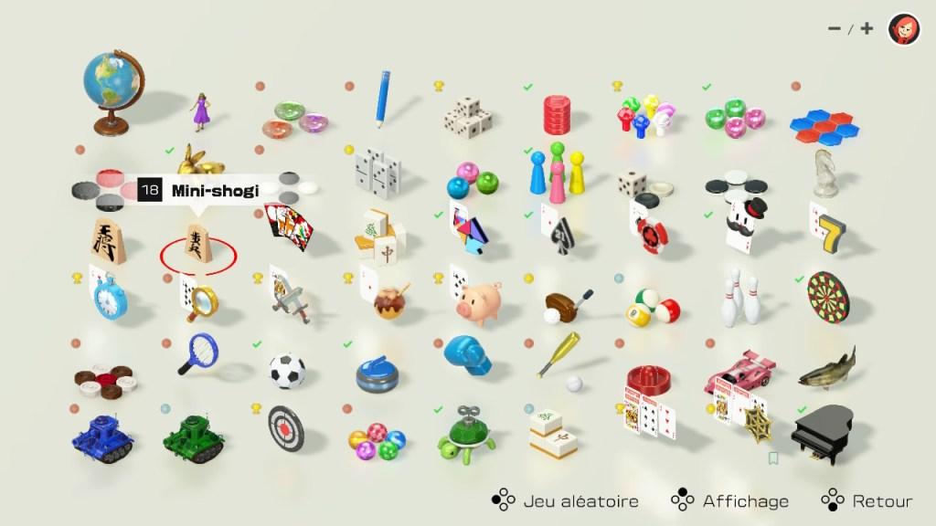 51 Worldwide games - liste des jeux