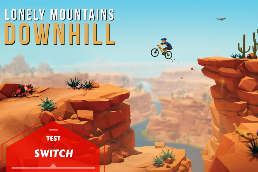 Lonely Mountains Downhill Bannière Review